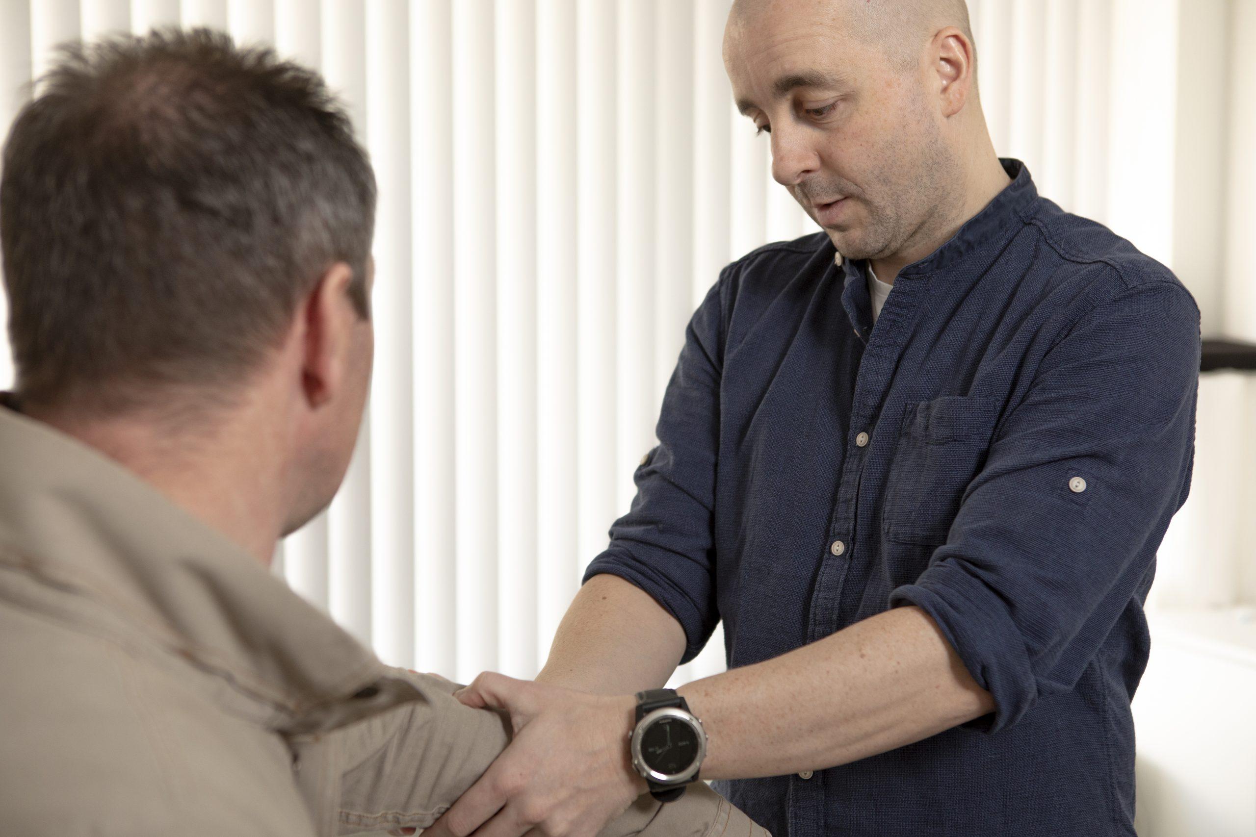 Acupunctuur bij pijn - Praktijk Erick Deventer 1